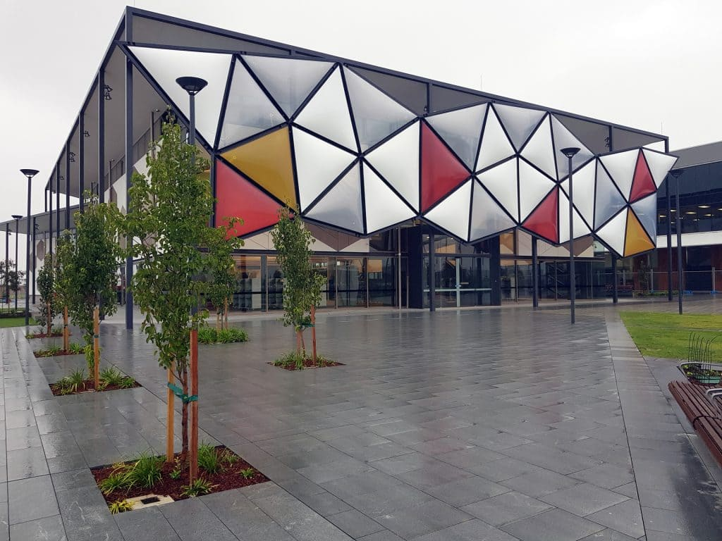 oran park library bg