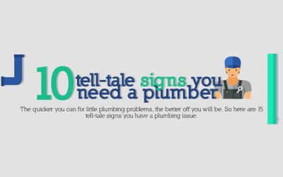 10 Tell-tale Signs you Need a Plumber